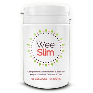 Weeslim - pour mincir - Amazon - sérum - action